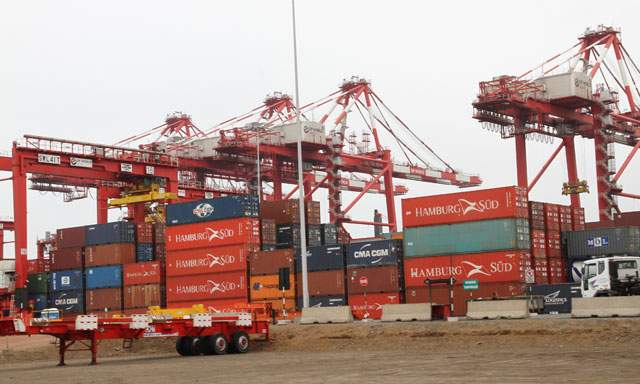 Sólo las envíos de productos con valor agregaron habrían crecido en el primer trimestre del año, periodo en donde las exportaciones totales marcarían una caída de 12%.
