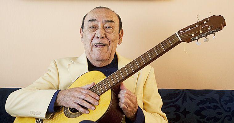 Falleció Óscar Avilés, la primera guitarra del Perú inicia jarana en el Cielo