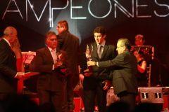 Nicolás Pacheco fue elegido por el IPD como el mejor deportista peruano del 2013.