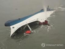 Foto yonhapnews.co.kr / Corea del Sur: 293 desaparecidos y cuatro muertos por naufragio