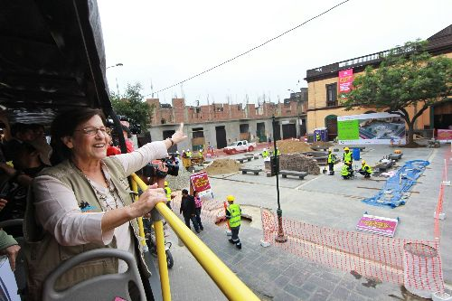 Un 71% rechaza reelección de Susana Villarán a la alcaldía de Lima