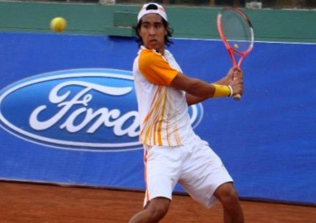 Rodrigo Sánchez fue de la partida en el encuentro de dobles que perdió Perú ante México por Copa Davis.