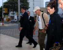 Foto Twitter / Antonio Banderas arribó a Lima para actividades benéficas