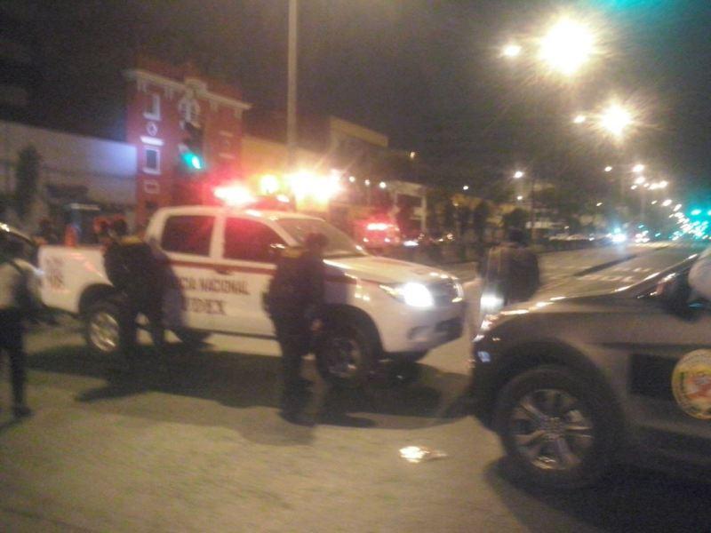 Matan a vigilante y asaltan pollería a pocos metros de la Fiscalía