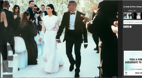 [FOTOS The Mirror] Boda de Kim Kardashian y Kanye West..se filtran primeras imágenes