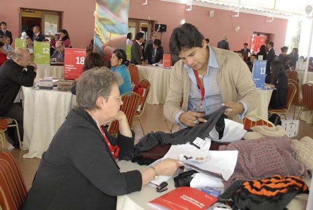 Un total de 146 empresarios regionales se darán cita en Centro Exporta 2014 para concretar negocios con clientes del exterior.