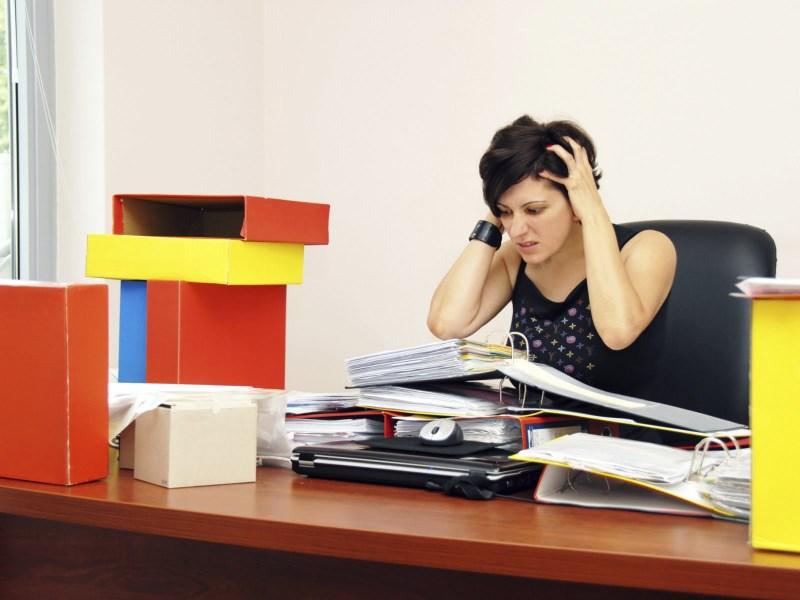 FOTO Salud 180 / SISOL: Estrés laboral desencadenaría problemas cardíacos y hasta cáncer