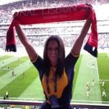 [FOTOS Instagram] La sexy paraguaya Fabiola Martínez celebró cumpleaños en Lisboa