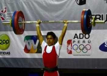 López puso en alto el nombre del Perú en el Campeonato Panamericano Sub 17.