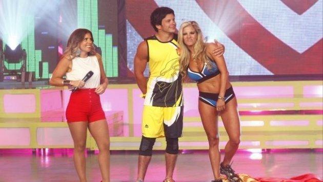 """Mario Hart y Alejandra Baigorria renuncian a """"Esto es Guerra"""""""