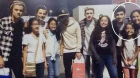 Foto El Comercio / Nadine Heredia y los One Direction: Instantánea junto a sus hijas