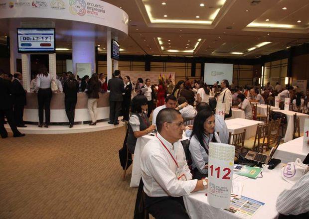El evento Empresarial Andino desarrollado en nuestra capital fue todo un éxito.