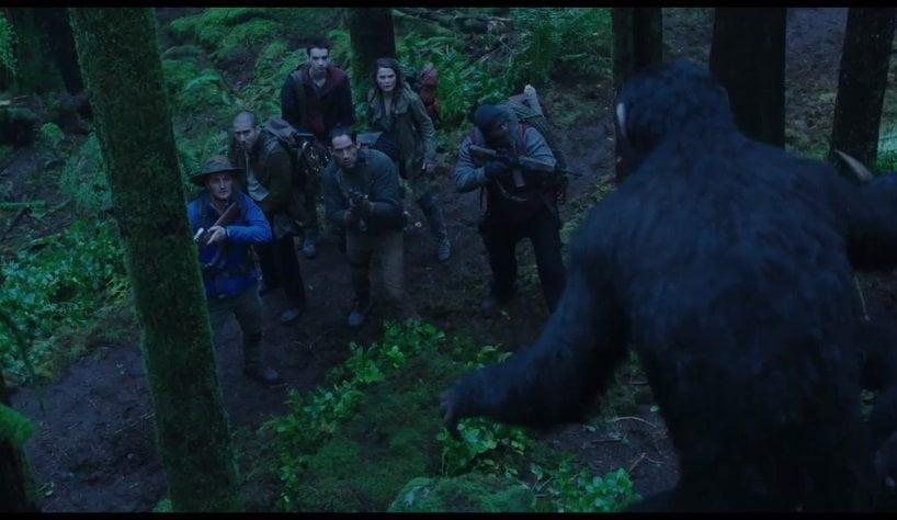 Foto y Video Fox / El Amanecer del Planeta de los Simios, mira el tráiler de estreno