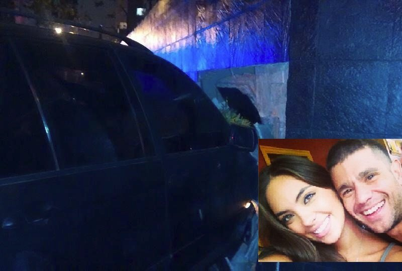 Natalie Vértiz sufre accidente vehícular en Miraflores