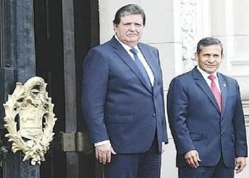 """Alan García: """"Humala debe responder por dinero negro de mineros ilegales"""""""