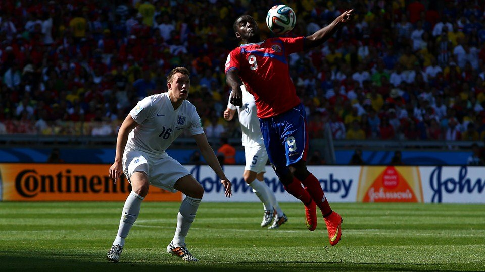 """La selección de Costa Rica ganó el Gripo """"D"""" contra todo pronóstico."""