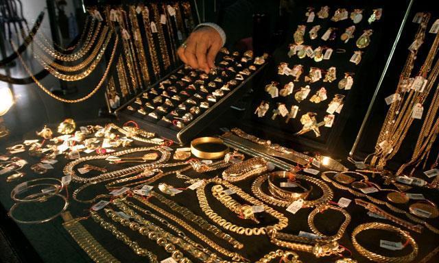Los envíos de joyería nacional a los mercados extranjeros decrecieron.
