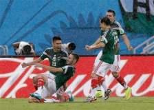 México tuvo un debut auspicioso en Brasil 2014.