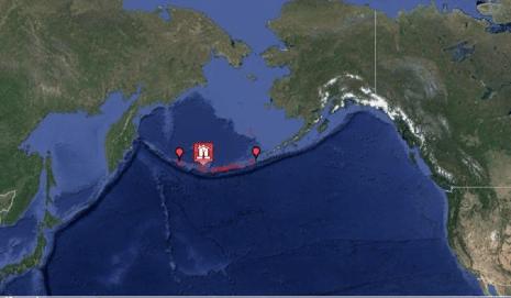 Terremoto de 8.0 grados sacudió Alaska y genera alerta de tsumani