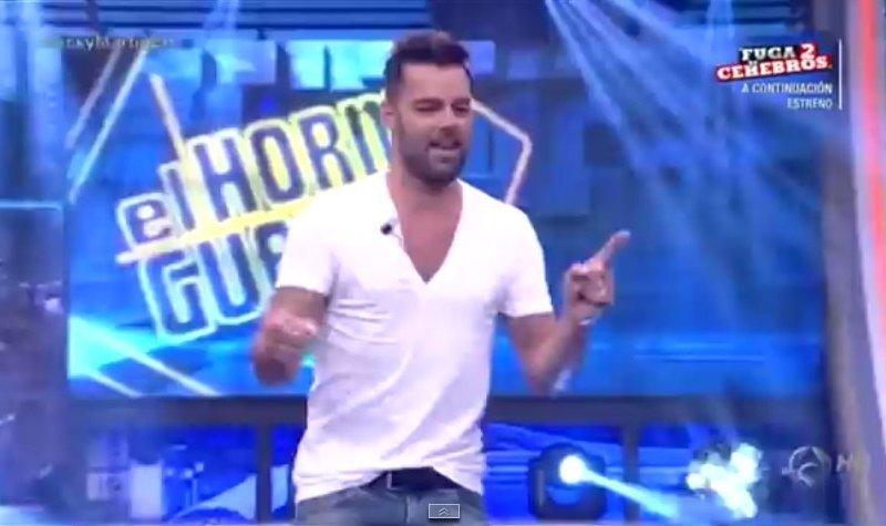 [VIDEO] Así reaccionaron los hijos de Ricky Martin al saber que su padre es una estrella