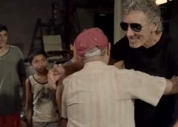 El videoclip de la canción inédita de Gustavo Cerati, Roger Walters y Shakira