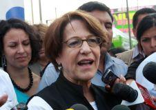 """Susana Villarán: """"Favre me aconseja pero aún no está contratado para mi candidatura"""""""