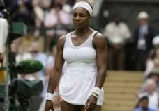 Serena Williams le dijo adiós al Wimbledon 2014.