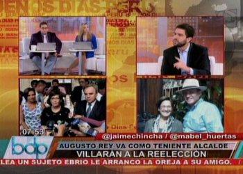 """Candidato a teniente alcalde de Villarán: """"Sí, hay alianza política con Perú Posible"""""""