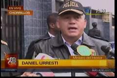 Ministro Urresti rechaza denuncia por muerte de obrero de mineros informales
