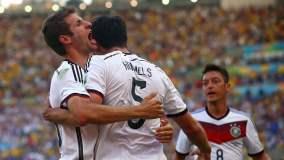 Alemania – sin merecerlo quizás – accedió a las semifinales gracias al gol de Hummels.