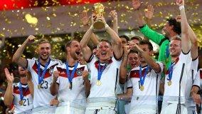Alemania venció a Argentina y celebró su cuarto campeonato mundial de su historia.