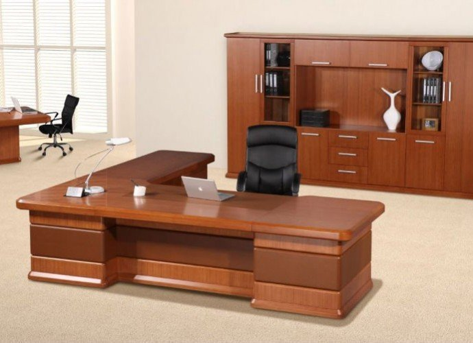 Perú exporta muebles de madera a Estados Unidos.