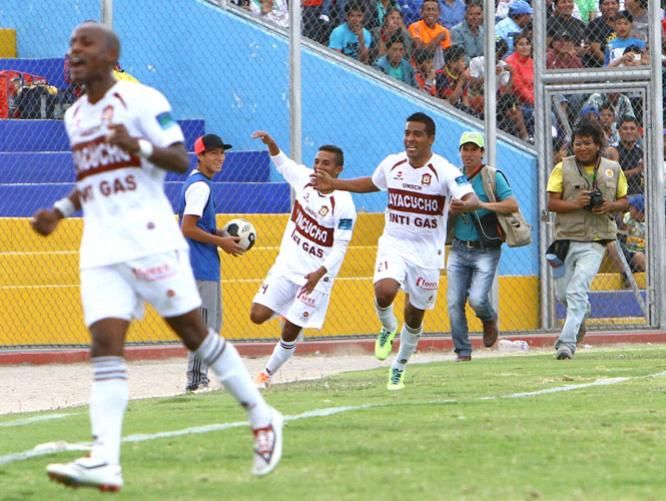 Inti Gas celebró su quinta victoria y es el único líder con 18 unidades en el campeonato Apertura.