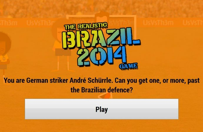 [GAME] Tu también puedes golear a Brasil 7-1 gracias a juego online