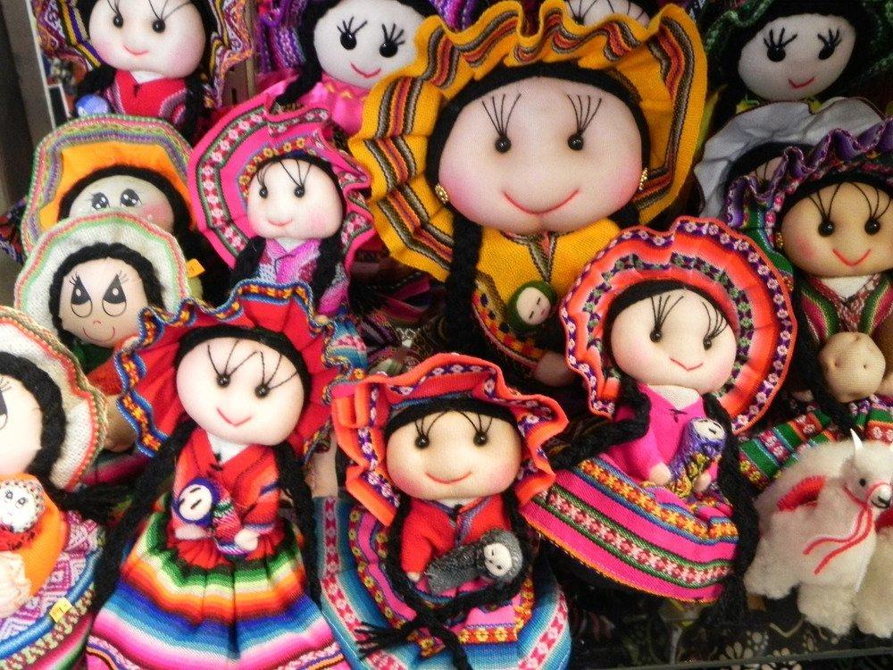 Los muñecos artesanales peruanos llegaron a un total de 24 mercados internacionales y fueron exportados por 71 empresas en los primeros cinco meses del año.