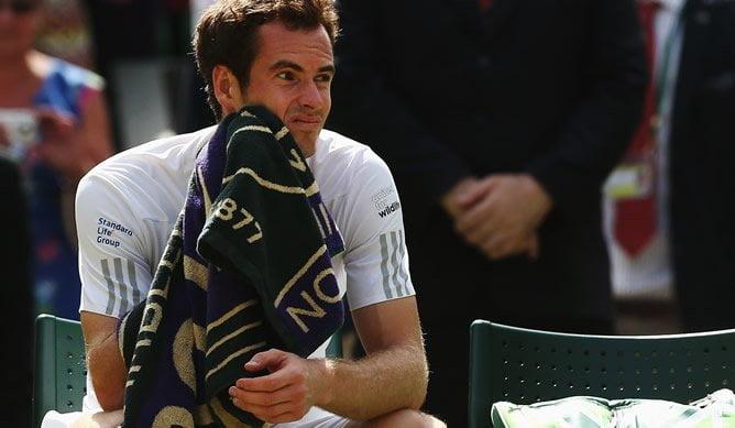 El local Murray perdió en Wimbledon y habrá nuevo campeón.
