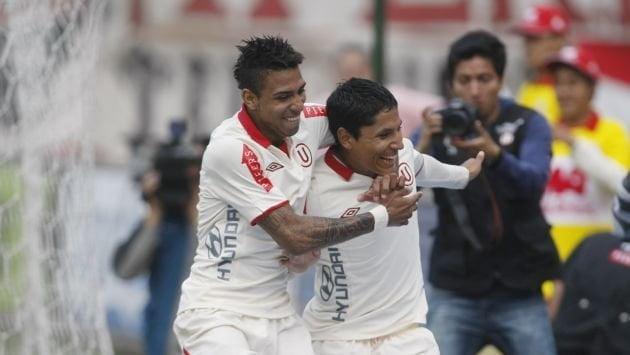 Raúl Ruidíaz fue el jugador de la fecha en el Torneo Apertura tras anotar un hat-trick en Chiclayo.