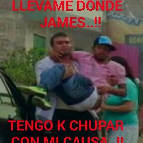 MEMES: Trolean de nuevo a Reimond Manco por James Rodríguez