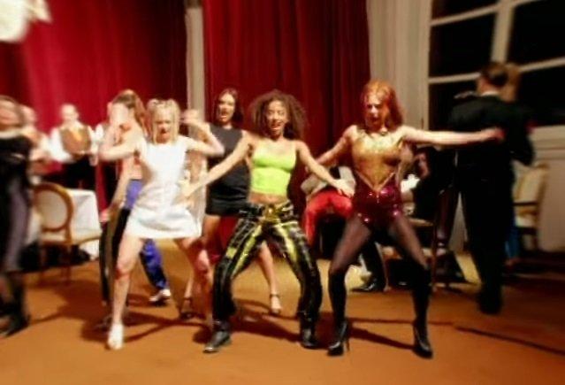 [VIDEO] 'Wannabe', el 'hit' de las Spice Girls, cumple 18 años