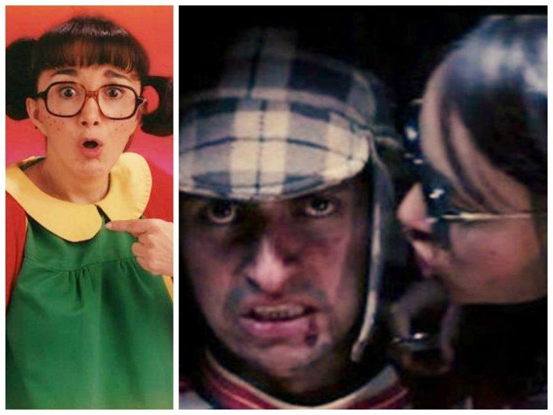 La 'Chilindrina' demandará al EnchufeTV por trailer-parodia del Chavo del 8
