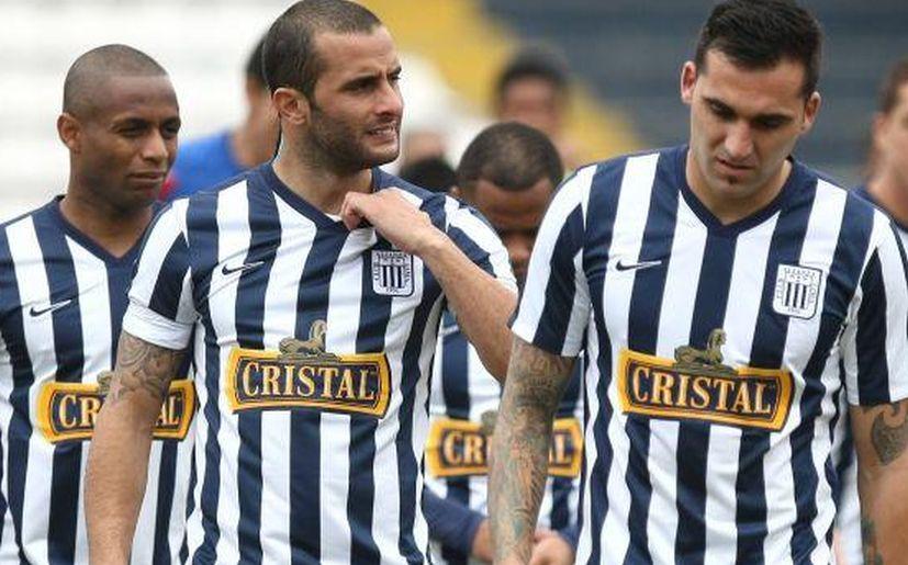 Alianza decepcionó en la Copa Sudamericana.
