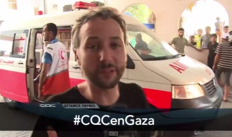 [VIDEO] Impactante: La Franja de Gaza y la cobertura de un periodista Latinoamericano