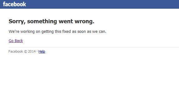Se cae Facebook: Usuarios reportan problemas de conexión