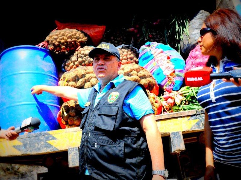 Ministro Urresti: 'Hay 115 candidatos con antecedentes de tráfico de drogas'
