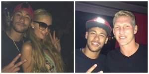 [FOTOS Instagram] Neymar, Schweinsteiger y Paris Hilton en tremenda fiesta
