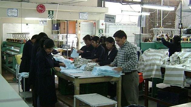 Las prendas de vestir peruanas vienen perdiendo  posicionamiento en Estados Unidos frente a otros fabricantes internacionales.