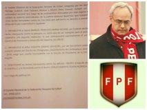No va: Manuel Burga inhabilitado para participar en elecciones de la FPF