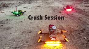 [VIDEO] Mira a estos Drones en una alucinante carrera entre árboles