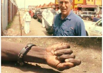 [VIDEO] Impactante: Lo declaran muerto por ébola pero despierta en plena calle