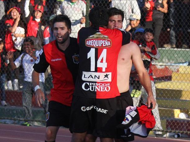 Melgar de Arequipa sigue firme en su objetivo de obtener el Torneo Clausura.